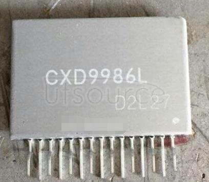 CXD9986L