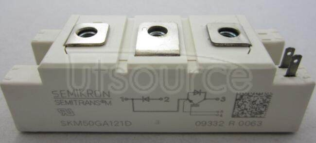 SKM50GA121D SEMITRANS   IGBT   Modules   New   Range