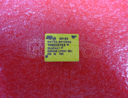 M4T32-BR12SH6 TIMEKEEPER SNAPHAT Battery & Crystal