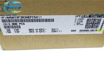 RUBYCON 50V3.3UF YXF DIP Capacitors 50 YXF 3R3 M-EFC- 5X11