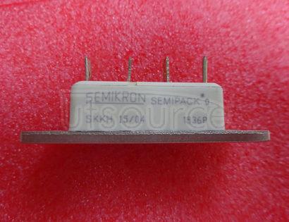 SKKH15/04 Thyristor / Diode Modules