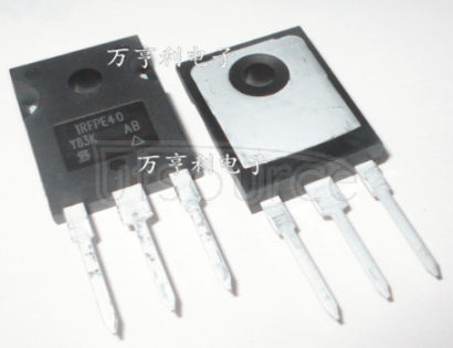 IRFPE40 MOSFET N-CH 800V 5.4A TO-247AC