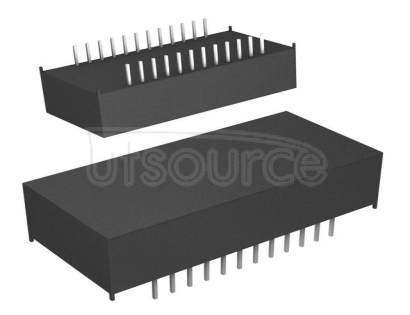 "DS17887-3-IND Real Time Clock (RTC) IC Clock/Calendar 8KB Parallel 24-DIP Module (0.600"", 15.24mm)"