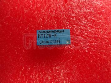 RY12W-K 12VDC 12V 1A 8PINS