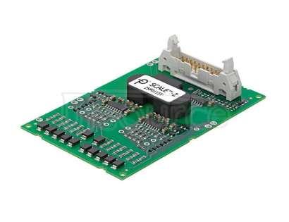 2SP0115T2A0-06 Half-Bridge Gate Driver IC Module