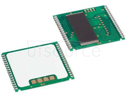 DS1747P-70IND Real Time Clock (RTC) IC Clock/Calendar 512KB Parallel 34-PowerCap? Module
