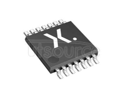 74LV132PW,118 NAND Gate IC 4 Channel Schmitt Trigger 14-TSSOP