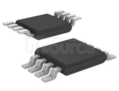 ISL95810WIU8Z-T Digital Potentiometer 10k Ohm 1 Circuit 256 Taps I2C Interface 8-MSOP