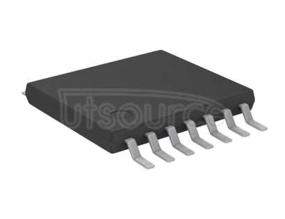 MCP45HV51T-503E/ST Digital Potentiometer 50k Ohm 1 Circuit 256 Taps I2C Interface 14-TSSOP