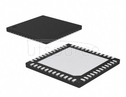 ADCLK854BCPZ-REEL7 Clock Fanout Buffer (Distribution), Multiplexer IC 2:12 1.2GHz 48-VFQFN Exposed Pad, CSP