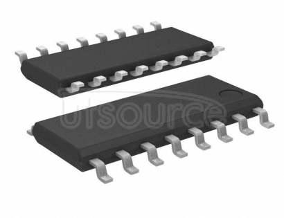 CD74HC368MT Buffer, Inverting 2 Element 2, 4 (Hex) Bit per Element Push-Pull Output 16-SOIC