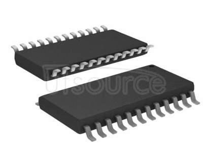 X9259US24IZ-2.7 Digital Potentiometer 50k Ohm 4 Circuit 256 Taps I2C Interface 24-SOIC