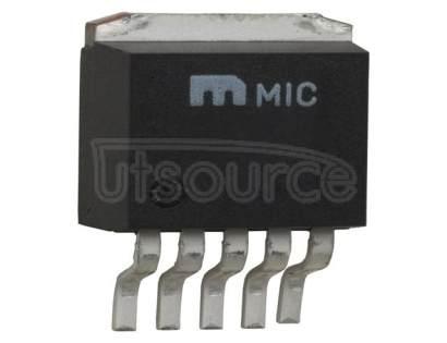 MIC37302WU-TR Linear Voltage Regulator IC Positive Adjustable 1 Output 1.24 V ~ 5.5 V 3A TO-263-5