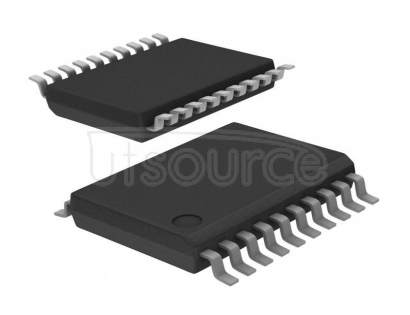 "PI49FCT3807HEX Clock Fanout Buffer (Distribution) IC 1:10 50MHz 20-SSOP (0.209"", 5.30mm Width)"
