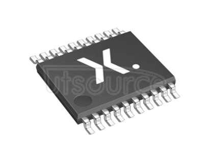 74CBTLVD3244PW,118 Bus Switch 4 x 1:1 20-TSSOP
