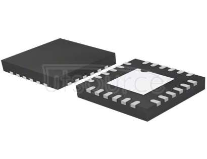 AD9508BCPZ Clock Fanout Buffer (Distribution), Divider IC 1:4 1.65GHz 24-WFQFN Exposed Pad, CSP