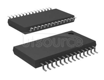 DF1704E/2K Audio Interpolation Filter 2 Channel 28-SSOP
