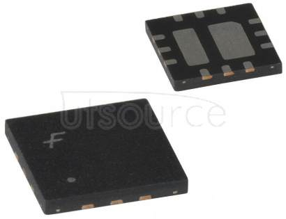 FAN5608HMPX Serial/Parallel LED Driver with Current-Regulated, Step-Up DC/DC Converter