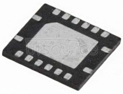 8SLVD1204NLGI8 Clock Fanout Buffer (Distribution), Multiplexer IC 2:4 2GHz 16-VFQFN Exposed Pad