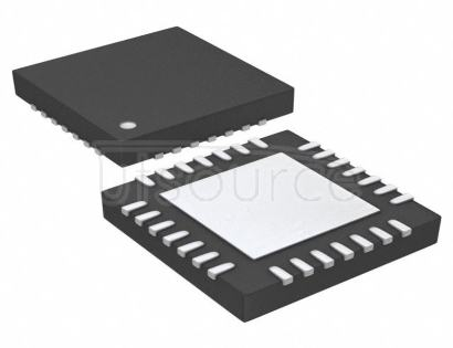 CDCLVD1208RHDR Clock Fanout Buffer (Distribution), Multiplexer IC 2:8 800MHz 28-VFQFN Exposed Pad