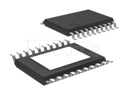 """LTC3417AIFE-1#PBF Buck Switching Regulator IC Positive Adjustable 0.8V 2 Output 1A, 1.5A 20-TSSOP (0.173"""", 4.40mm Width) Exposed Pad"""