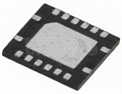 5V2305NRGI Clock Fanout Buffer (Distribution) IC 1:5 200MHz 16-VFQFN Exposed Pad