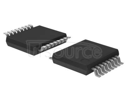 """PCA9554DB,118 8-bit I2C-bus and SMBus I/O port with interrupt - # of Addresses: 8 ; I2C-bus: 400 kHz; Interrupt: 0-1 ; Max Sink Current per bit: 25 mA; Max Sink Current, per package: 100 mA; Number of bits: 8 ; Operating temperature: -40~85 Cel; Operating voltage: 2.3~5.5 VDC; Source Current per bit: 10 mA; Weak Pull-Up Current Source: yes; Package: SOT338-1 SSOP16; Container: Reel Pack, SMD, 13"""""""