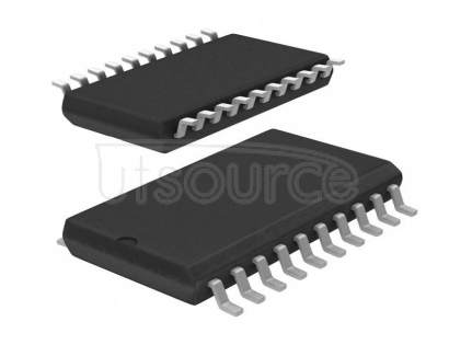 """PI49FCT807CTSE Clock Fanout Buffer (Distribution) IC 1:10 100MHz 20-SOIC (0.295"""", 7.50mm Width)"""