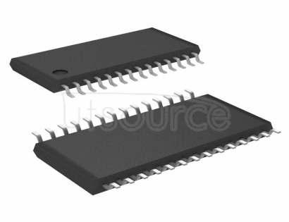 "IDT5T9050PGI Clock Fanout Buffer (Distribution) IC 1:5 200MHz 28-TSSOP (0.173"", 4.40mm Width)"