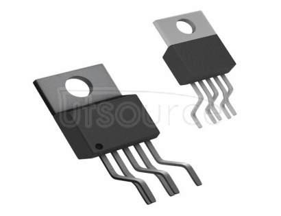 LP3853ET-2.5/NOPB LP3853/LP3856 3A Fast Response Ultra Low Dropout Linear Regulators<br/> Package: TO-220<br/> No of Pins: 5<br/> Qty per Container: 45/Rail
