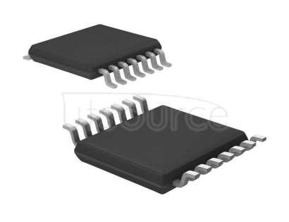 CD4063BPWR Magnitude Comparator 4 Bit Active High Output A<B, A=B, A>B 16-TSSOP