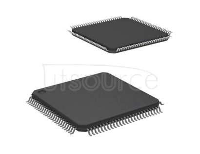 MAX71315ECQ+ Single Phase Meter IC 100-LQFP (14x14)