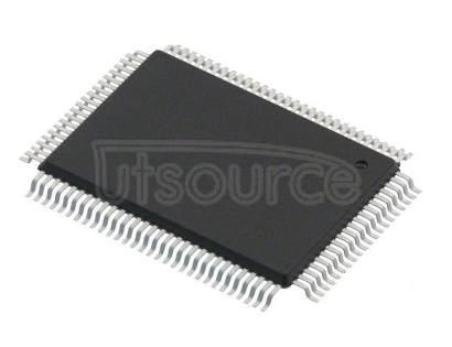 ST16C654IQ100-F IC UART FIFO 64B QUAD 100QFP