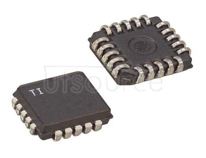 TIBPAL16R6-25CFN IMPACT-X? PAL? Programmable Logic Device (PLD) IC 25ns 20-PLCC (9x9)