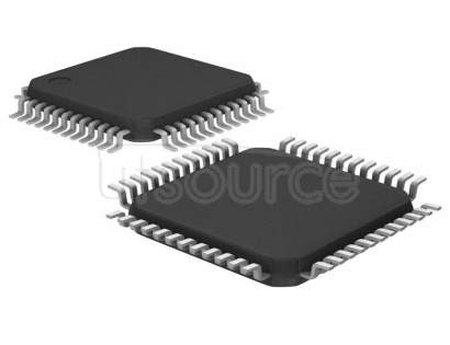 SC16C2550BIB48,151 5 V, 3.3 V and 2.5 V dual UART, 5 Mbit/s max., with 16-byte FIFOs - Channel: 2 <br/> Data transfer rate: 3 Mb/s<br/> Fmax: 48 MHz<br/> Features: 16 Bytes FIFO / DMA mode <br/> Function: UART <br/> Operating temperature: -40 +85 Cel<br/> Supply voltage: 2.5~5.0 V<br/> Package: SOT313-2 LQFP48<br/> Container: Tray Pack, Bakeable, Single