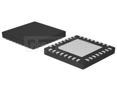 PI6C49X0208ZHIE Clock Fanout Buffer (Distribution) IC 3:8 200MHz 32-WFQFN Exposed Pad