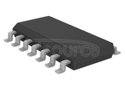 MCP6549T-I/SL Comparator General Purpose CMOS, Open-Drain, Rail-to-Rail, TTL 14-SOIC
