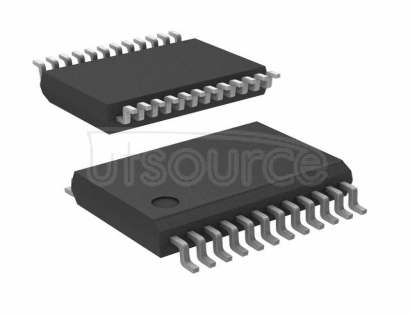 TPS2223DBR 1A Dual-Slot PC Card Power Switch w/Serial Interface, No 12V Support 24-SSOP -40 to 85