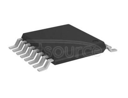 "PI49FCT32803LEX Clock Fanout Buffer (Distribution) IC 1:7 133MHz 16-TSSOP (0.173"", 4.40mm Width)"