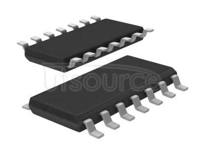 74HCT125D-Q100J Buffer, Non-Inverting 4 Element 1 Bit per Element Push-Pull Output 14-SO