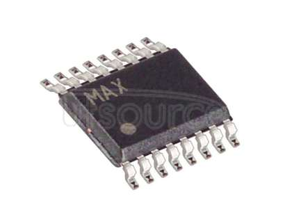 MXB7843EEE+ Touchscreen Controller, 4 Wire Resistive 12 bit SPI Interface 16-QSOP