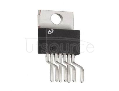 LM2670T-ADJ SIMPLE SWITCHER High Efficiency 3A Step-Down Voltage Regulator with Sync