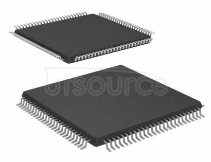 XC2C128-7VQG100C IC CPLD 128MC 7NS 100VQFP