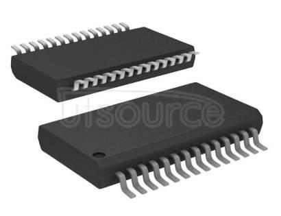 MCP3903-E/SS AFE General Purpose 6ADC 24bit 3.3V/5V Automotive 28-Pin SSOP Tube