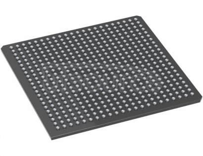 M1AGL600V2-FGG484I IC FPGA 235 I/O 484FBGA