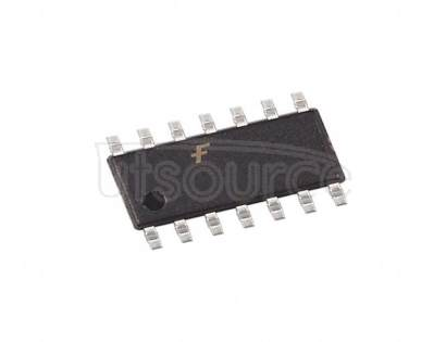 74ACT00SJ Quad 2-Input NAND Gate<br/> Package: SOP<br/> No of Pins: 14<br/> Container: Rail