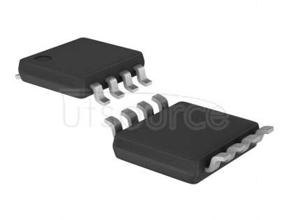 LMC8101MMX Rail-to-Rail Input and Output, 2.7V Op Amp in micro SMD package with Shutdown