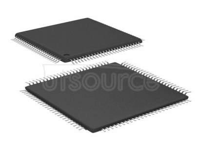 PIC32MX460F256L-80I/PT IC MCU 32BIT 256KB FLASH 100TQFP