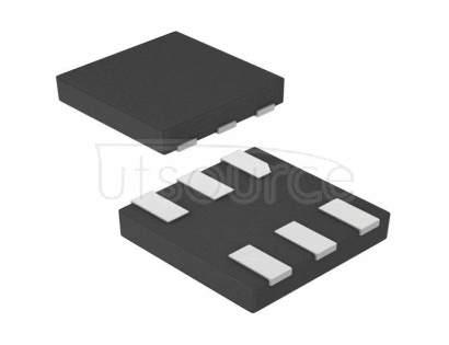 MAX8570ELT+T - Converter, LCD Voltage Regulator IC 1 Output 6-μDFN(2x2)
