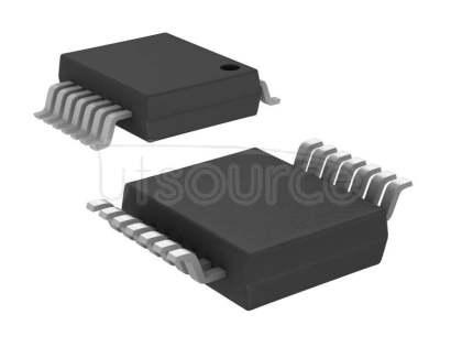 SN74LV163ADGVR Counter IC Binary Counter 1 Element 4 Bit Positive Edge 16-TVSOP